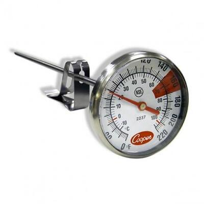 $10.82 • Buy 2237-04 Espresso Milk Frothing Thermometer