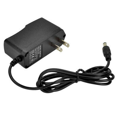 $9.70 • Buy 2 12V 1A Power Supply AC 100-240V To DC Adapter Plug For LED Strip AC 2.1*5.5mm