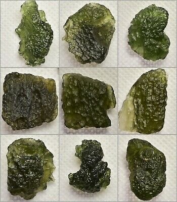 £42 • Buy Moldavite Natural Real✔ Meteorite Green Tektite Trusted Source [Pick Your Own]✔✔