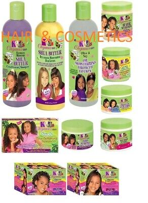 £6.99 • Buy KIDS ORGANICS AFRICA'S BEST AFRO HAIR CARE PRODUCTS/OLIVE OIL-Full Range!!!