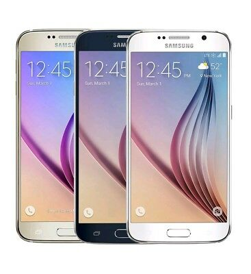 $ CDN144.68 • Buy Samsung Galaxy S6 SM-G920P - 32GB - Gold Black White (Sprint) Smartphone A