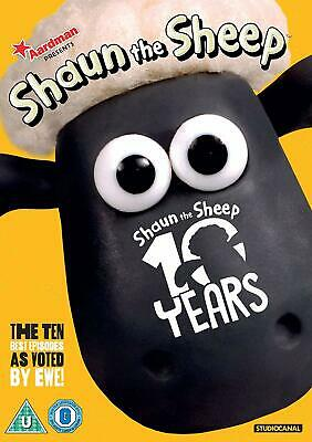 Shaun The Sheep - Best Of 10 Years [DVD] [2017] • 4.99£