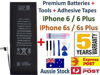 AU15.75 • Buy For IPhone 6 / 6S Plus / 6+ Brand New OEM Battery Replacement FULL Capacity AUS