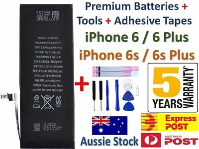 AU15.20 • Buy For IPhone 6 6 Plus 6s Brand New Fast Charge OEM Internal Battery Replacement