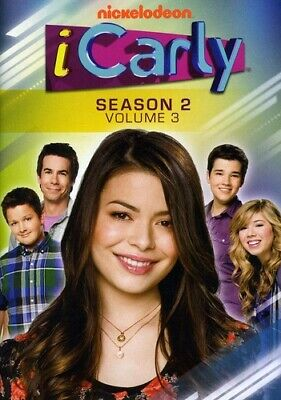 ICarly: Season 2 Volume 3 DVD 2009 • 7.59£