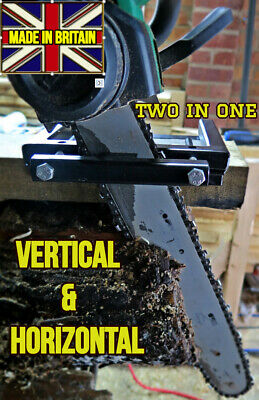 £67 • Buy Chainsaw Mill Sawmill Vertical And Horizontal Logs Timber Made In Britain