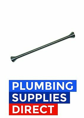 * 10mm Pipe Bending Spring - For EXTERNAL Use With 10mm Copper Pipe • 4.30£