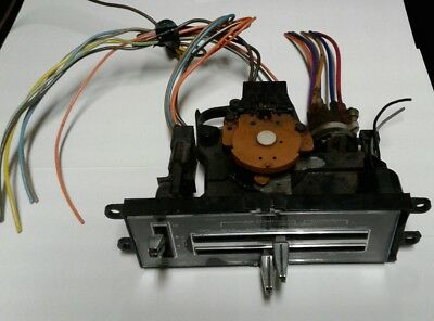 $75 • Buy 1977 Buick LeSabre Heater Control Unit With Climate Control