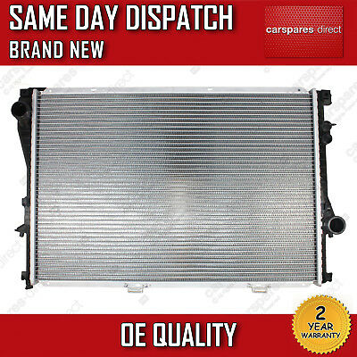 MANUAL RADIATOR FIT FOR BMW 5 SERIES E39 528i 535i 540i 525i 520i 523i 1995>2004 • 59£