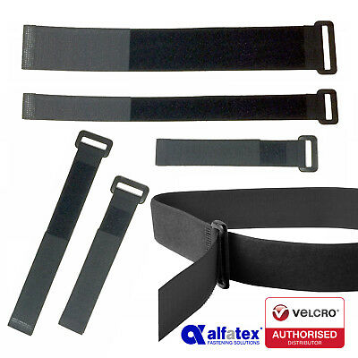 Alfatex® By Velcro Companies Hook & Loop Ring Straps, Cable Ties With Buckle • 2.49£