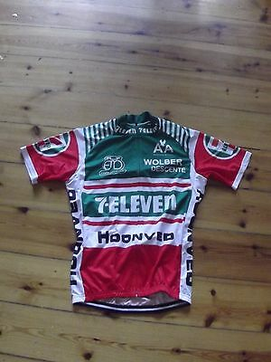 AU45 • Buy Brand New Team 7-eleven Cycling Jersey Andy Hampsten