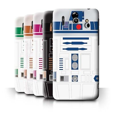 AU11.90 • Buy STUFF4 Back Case/Cover/Skin For Huawei Ascend G510/Astromech Droid