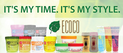 £6.99 • Buy Eco Styler Styling Gel-Olive,Argan,Coconut,Black Seed,Protein-Various Sizes!!!!