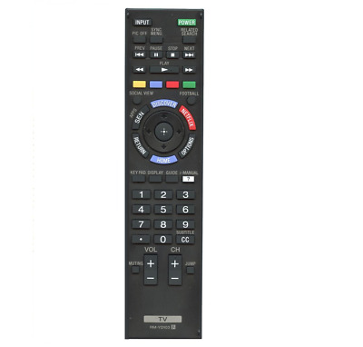 £4.65 • Buy New Replacement Remote Control FOR Sony RM-ED053, RMED053