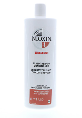AU30.13 • Buy Nioxin System 4 Scalp Therapy Conditioner, 33.8 Oz