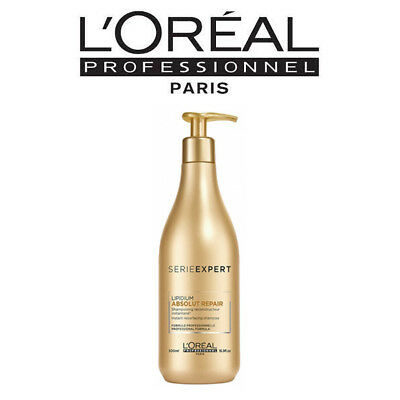L'Oreal - PRO Serie Expert Absolut Repair Lipidium Shampoo 500 Ml • 18.83£