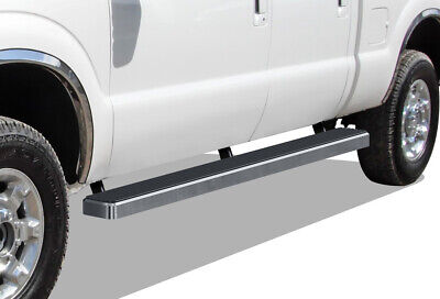 $198.10 • Buy IBoard Side Steps Nerf Bars 5  Fit 99-16 Ford F250/F350 SuperDuty Crew Cab