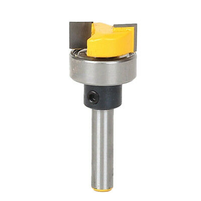 1/4'' Shank Router Bit 3/4  Mortise/Template Flush Trim Cutter Routing • 4.89£