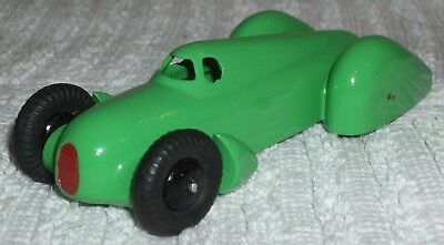 £34.95 • Buy DINKY DIECAST (RARE) MODEL ** AUTO-UNION RACING CAR - PALE GREEN ** CAT No 23d