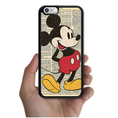 AU12.95 • Buy IPhone X 8 8 Plus 7 7 Plus 6 6s SE 5c 4s Disney Mickey Mouse Vintage Bumper Case