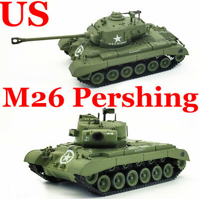 $17.59 • Buy Easy Model 1/72 US M26 Pershing Heavy Tank Company A-8th Armored Div #36200
