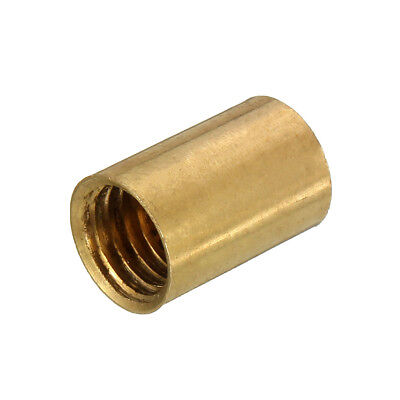 £2.32 • Buy 2pcs Pool Billiard Snooker Screw On Cue Tip Replacement Brass Ferrules 10mm New
