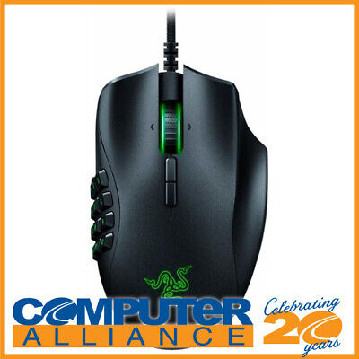 AU159 • Buy Razer Naga Trinity Chroma Wired MMO Gaming Mouse RZ01-02410100-R3M1