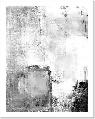 $1.99 • Buy Black And White Abstract Art Art Print Home Decor Wall Art Poster - C