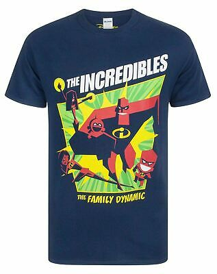 The Incredibles 2 The Family Dynamic Men's T-Shirt • 12.99£