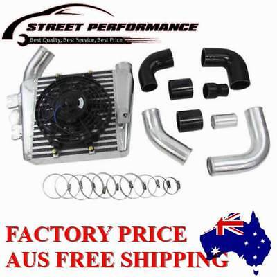 AU599 • Buy For Nissan Patrol GU ZD30 DI 3.0L Turbo Diesel Top Mount Intercooler Kit