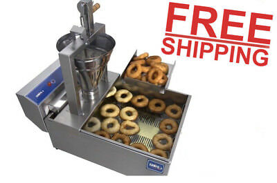 £580.31 • Buy Small Business Compact Donut Fryer Maker Making Machine 350 Pcs/h Professional