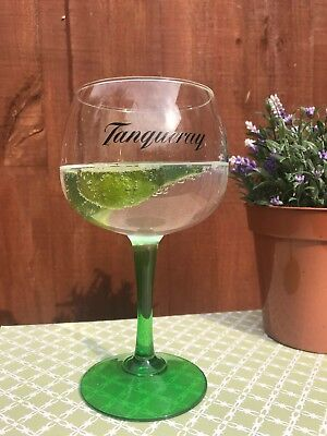 2 X Tanqueray Gin Balloon Glas New Unused (fast Delivery) Bar Gift Man Cave CE • 11.99£