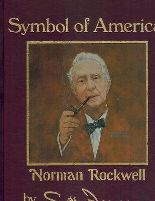 $ CDN39.16 • Buy Symbol Of America, Norman Rockwell 1982 1st Edition SIGNED HC BOOK