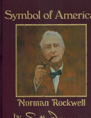 $ CDN40.55 • Buy Symbol Of America, Norman Rockwell 1982 1st Edition SIGNED HC BOOK