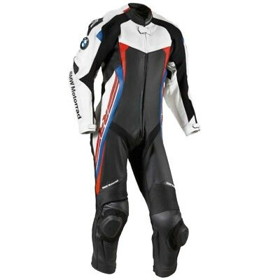 $199.99 • Buy BMW Motorcycle Leather Suit Motorbike Racing Leather Biker 1PC Armors Protective
