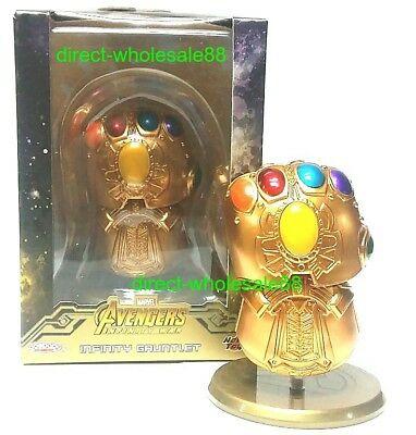 $ CDN33.05 • Buy Hot Toys Avengers Infinity War Infinity Gauntlet Cosbaby Marvel