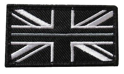 Thin Grey Line HMP Prison Officer Service Union Jack Badge Patch Small HMP TRF • 3.50£