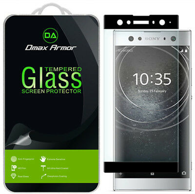 AU11.97 • Buy Dmax Armor Tempered Glass Screen Protector Saver For Sony Xperia XA2 Ultra
