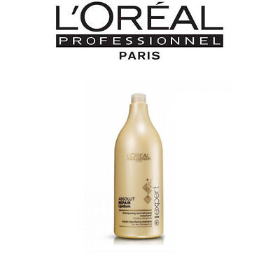 L'Oreal - PRO Serie Expert Absolut Repair Lipidium Shampoo 1500 Ml • 29.53£