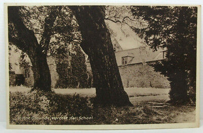 POSTCARD In The Grounds Morcott Hall School Nr Uppingham, Rutland Leicestershire • 12£