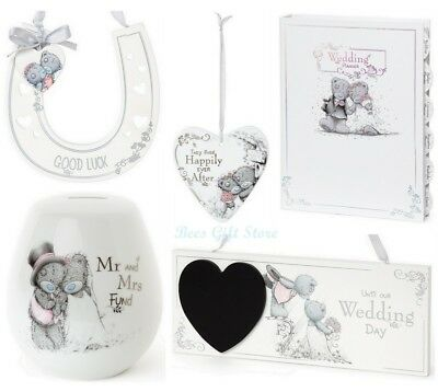 £6.99 • Buy Me To You TATTY TEDDY Bear WEDDING Day Engagement Gift Ideas For Bride COUPLES