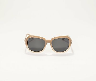 View Details New Authentic Givenchy Oversized Cappuccino Sunglasses SGV884M-0WTQ-55 • 84.99$ CDN