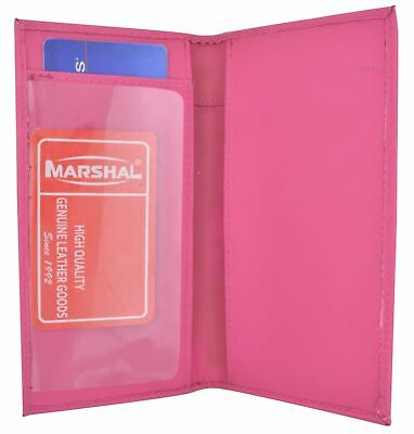 $7.99 • Buy Basic Checkbook Cover Hot Pink NEW