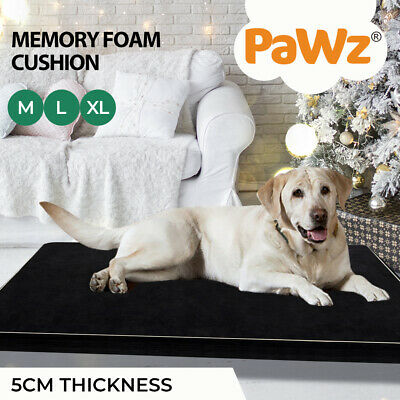 AU49.99 • Buy PaWz Pet Bed Dog Beds Cushion Cover Mat Soft Calming Puppy Bed Pillow Mattress