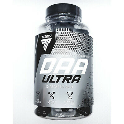 AU39.54 • Buy DAA ULTRA 120Caps D-Aspartic Acid Testosterone Booster Sport Supplement Anabolic