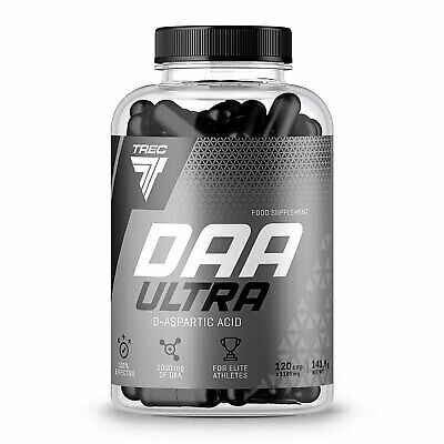 AU41.59 • Buy DAA ULTRA Pills D-Aspartic Acid Testosterone Booster Dietary Supplement Anabolic