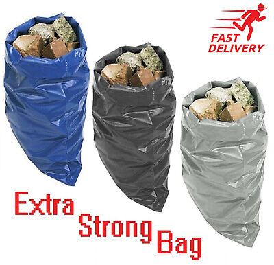 £13.99 • Buy Extra Strong Rubble Bags/sacks Builders Waste Gardening
