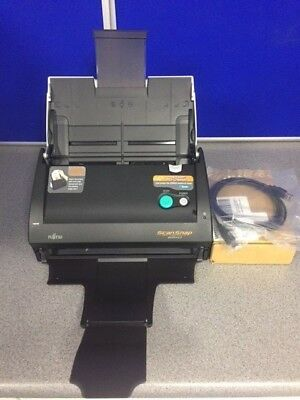 £149.98 • Buy Fujitsu ScanSnap S510 A4 Sheetfed Document Scanner With Psu - PA03360-B551