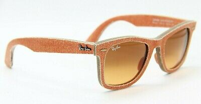 7b74a067c2 New Ray-ban Sunglasses Rb 2140 1165 3c Denim Wayfarer Authentic W case