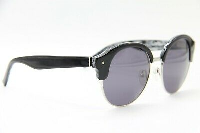 £84.38 • Buy New Grey Ant Carl Zeiss  Black Authentic Sunglasses Bh1 Pepper Hill 56-17